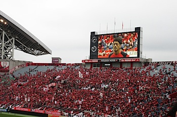 ナビスコ杯 浦和レッズ v.s. アルビレックス新潟[2009]