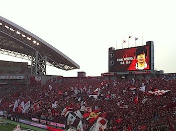 Jリーグ第14節 浦和レッズ v.s. サンフレッチェ広島[2010]