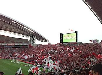 Jリーグ第16節 浦和レッズ v.s. 大宮アルディージャ[2010]
