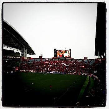 Jリーグ第30節 浦和レッズ v.s. 京都サンガ[2010]