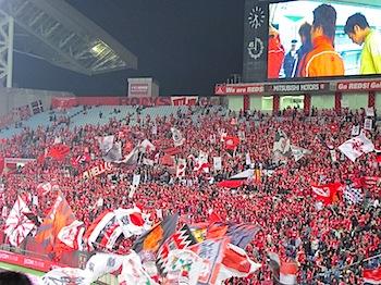ナビスコ杯 浦和レッズ v.s. ジュビロ磐田[2010]