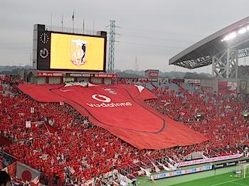 Jリーグ第16節 浦和レッズ v.s. 清水エスパルス[2011]