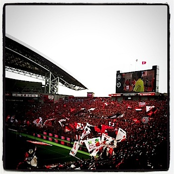 Jリーグ第11節 浦和レッズ v.s. セレッソ大阪[2011]
