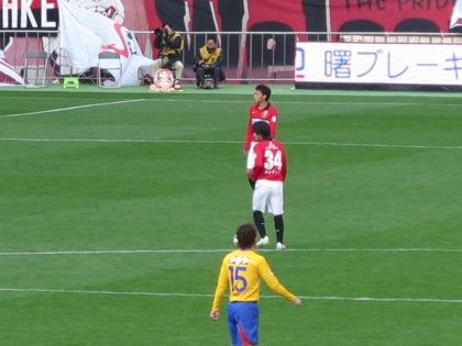浦和レッズ・山田直輝が手術、全治6カ月の見込み