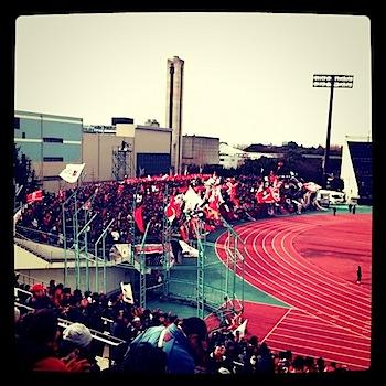 天皇杯準々決勝 浦和レッズ v.s. ガンバ大阪[2010]