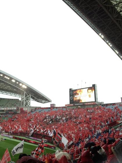 Jリーグ第4節 浦和レッズ v.s. 川崎フロンターレ[2012]