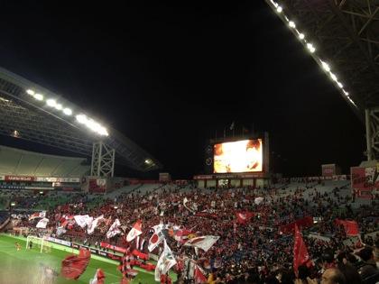 ナビスコカップ予選リーグ第3節 浦和レッズ v.s. セレッソ大阪[2012]