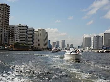 「ヤマハマリンクラブ」で東京湾ベイクルーズ体験してきた → 小型船舶2級に挑戦します!