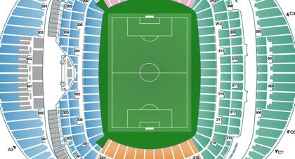 【W杯予選】埼玉スタジアムの最多入場者数63,551人を記録