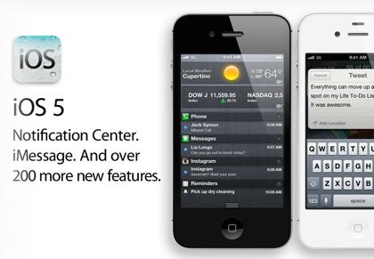 Apple「iOS 6」にFacebookを統合か?