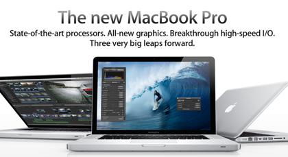 新しい「MacBook Pro」Retinaディスプレイ搭載で3,000ドル!?