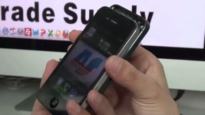 シャープ、新しいiPhone向けディスプレイは8月中に出荷