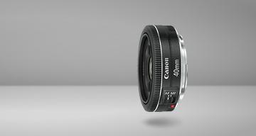 キャノンのパンケーキレンズ「EF 40mm F2.8 STM」