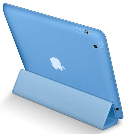 背面もカバーする「iPad Smart Case」