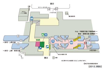 浦和駅高架下に大規模商業施設が2013年に開業へ