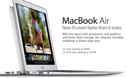 新旧「MacBook Air」発熱ベンチマークテストの結果