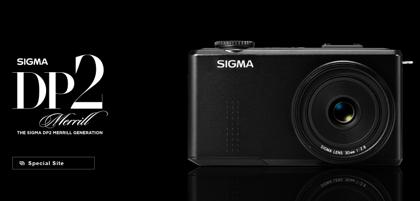 4,600万画素、デジタル一眼に匹敵するコンデジ「SIGMA DP2 Merrill」が凄い理由