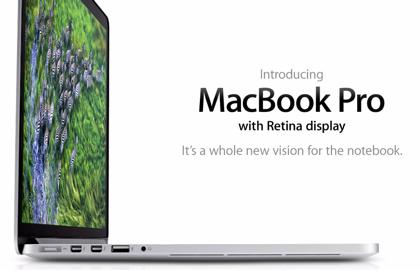 「MacBook Pro Retina」13インチモデルは早ければ10月までにリリースか