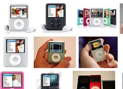 「iPad mini」iPadというよりはiPod nanoのような外観?