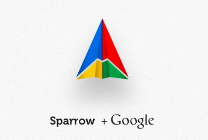 Google、iOS/Mac版メールアプリ「Sparrow」買収