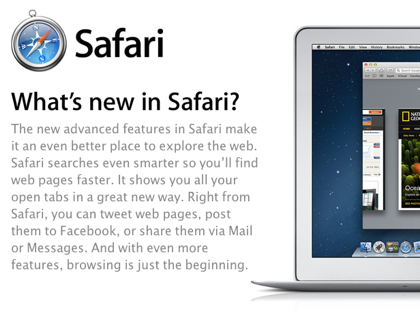 Apple、Windows版「Safari」提供を終了