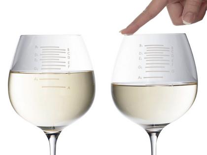 楽器になるワイングラス「Musical Glasses」