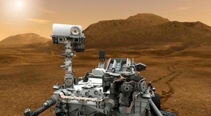 火星探査機「キュリオシティー」ソフトウェアアップデートを無事終える