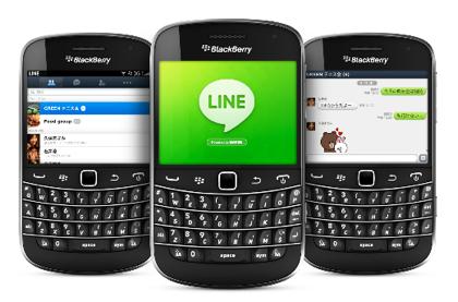 「LINE」ユーザ数が5,500万人突破(国内ユーザは2,500万人)