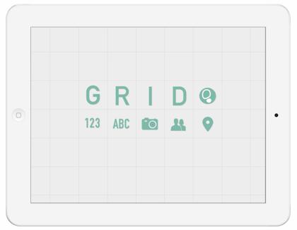 文字・数字・画像・動画を自由自在に埋め込むiPhone/iPad表計算アプリ「GRID」