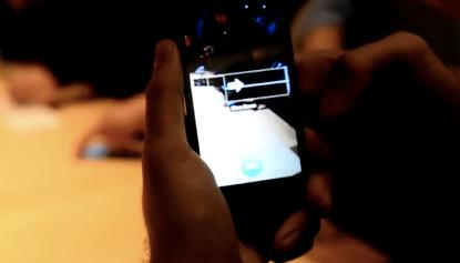 「iPhone 5」実際に操作している動画がサクサクだ!