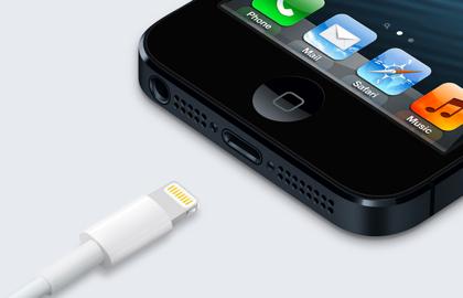 【iPhone 5】「Lightning to USB Cable」は認証チップを内蔵している
