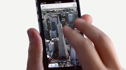 【iPhone 5】Apple「iPhone 5」のテレビCMを公開(動画あり)