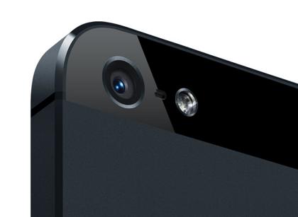 Apple「iPhone 5カメラで紫色のフレアが写り込むのは仕様」