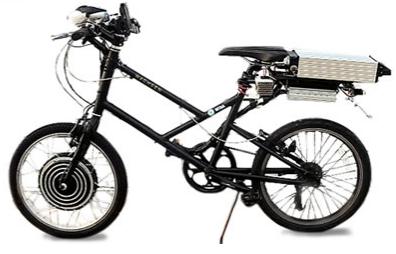 「Eサイクル IS001」昭和20年代に流行した