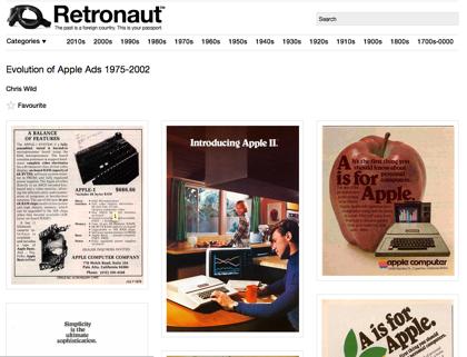 Appleの広告(1975-2002)