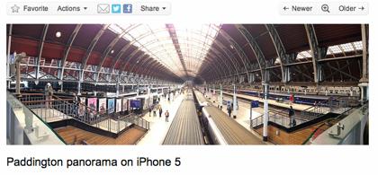 【iOS 6】パノラマ機能で撮影された見事な写真集
