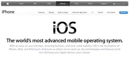【iOS 6】「iOS 6.0.1」が数週間以内にリリースか