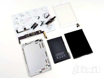 iFixit「iPad mini」バラしレポート