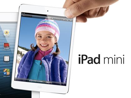 「iPad mini 2」Retinaディスプレイで2013年に登場か