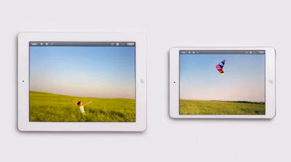 【iPad mini】Appleが新CM「Books」「Photos」公開