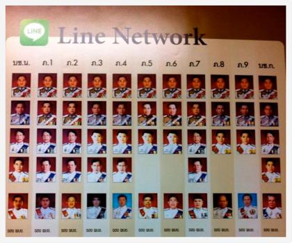 タイ警察が「LINE」を正式採用 → 警察署の連絡などに使用へ