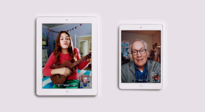 【iPad mini】Appleが新CM「I'll Be Home」公開