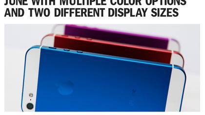 「iPhone 5S」5〜6月発売でカラバリモデルが登場か