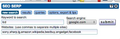 【SEO】指定したキーワードでGoogleの検索順位を調査・保存するGoogle Chrome機能拡張「SEO SERP」