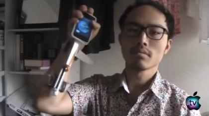【動画あり】日本人の開発した「仕込みiPhoneシステム」が海外で話題に
