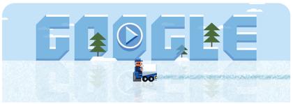 Googleロゴ、製氷車を発明した「フランク ザンボニー」に(ゲームあり)