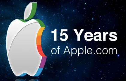 過去15年分!Apple.comのスクリーンキャプチャのスライドショー