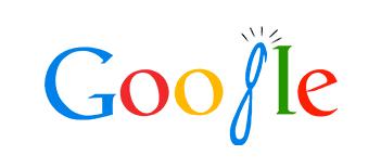Googleロゴ「小惑星 2012 DA14」に