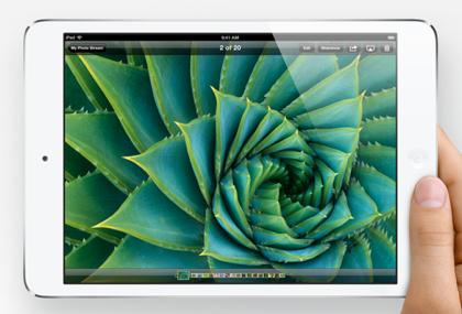 「iPad mini」Retinaモデルの発売は2013年後半か?