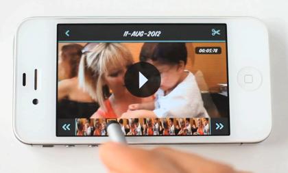 思っているより1秒は長い!毎日の1秒を動画にするiPhoneアプリ「1 Second Everyday」